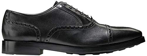 Cole Haan Mens Hamilton Grand Cap Toe Oxford 11 Black ()