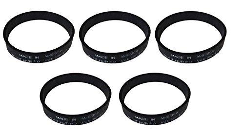 5 Belts for Filter Queen Majestic Vacuum Power Nozzles