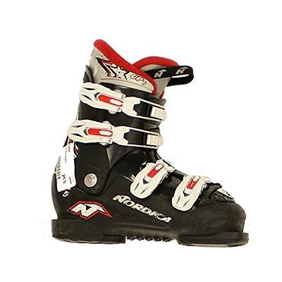 Used 2016 Big Kids Nordica GPTJ Ski Boots Youth Sizes