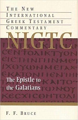 The Epistle to the Galatians (The New International Greek