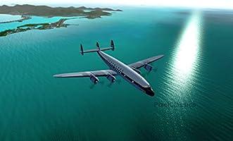 Flight Simulator 2019 X DELUXE Edition Flight Sim FlightGear