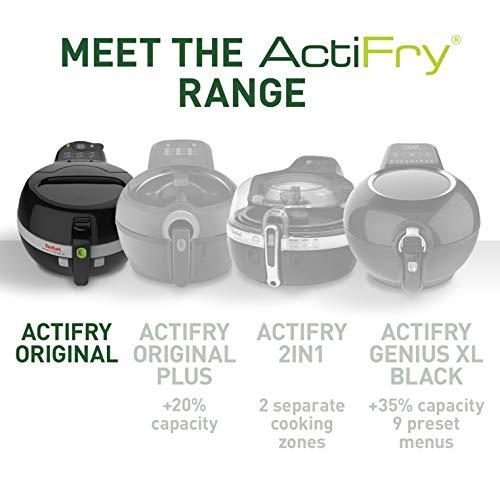 Tefal Actifry, Air Fryer, Traditional, (4 Portions), Black, 1 Kg Capacity