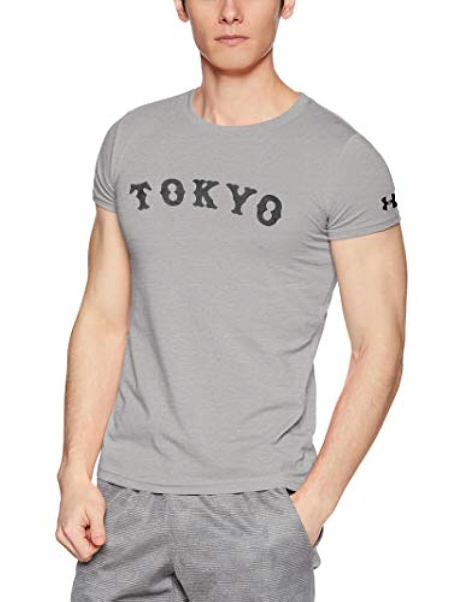 [해외] 언더아머 T셔츠 요미우리 쟈이언츠 차지 드 코튼T셔츠&LTTOKYO&베이스볼/T셔츠1348108 1348108