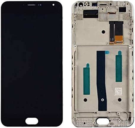 Damaged One Touch Panel Replacement Cracked IPartsBuy Meizu M2 Note//Meilan Note 2 LCD Screen Broken Touch Screen with Frame Replace The Old