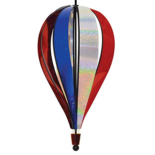 In the Breeze Jumbo Patriot Sparkler 8-Panel Hot Air Balloon