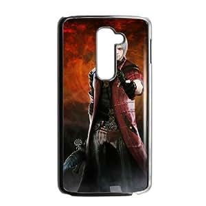 LG G2 Black phone case Dante Final Fantasy GHJ2022429