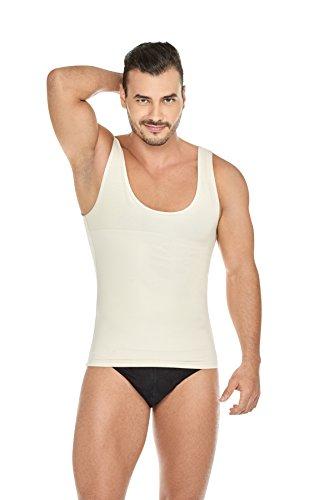 Fat Costume Ref (Men's Body Shaper Extreme Body Shaper Thermal T-Shirt Shapewear Faja)