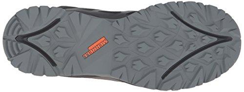 Trail Merrell Waterproof Stiefel Black Rise Mid Capra Hiking qrwZqCRx