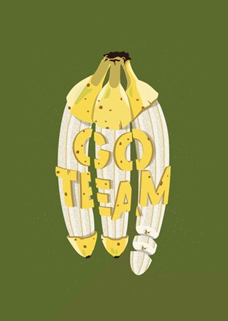 Go Bananas! (Limited Edition on Canvas - 36x26 in.) ()