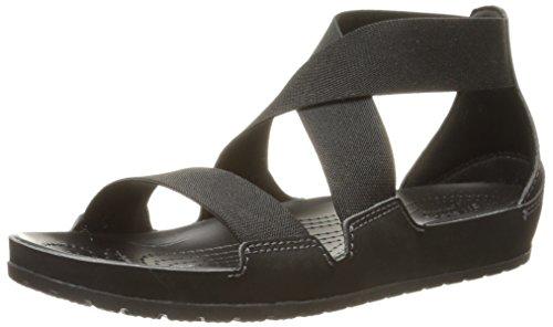 e9cf9e774548 crocs Women s Anna Ankle Strap Gladiator Sandal
