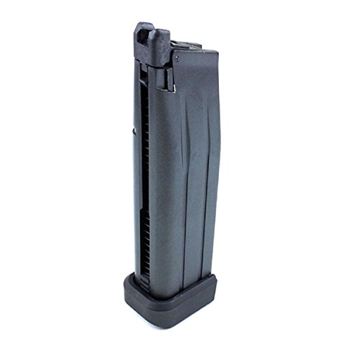 Airsoft Shooting Gear Army Force 30rd Co2 Mag For Marui/WE H