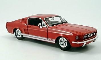 FORD MUSTANG GT Modellauto BBURAGO 1:43 NEU//OVP