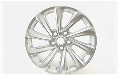 - New OEM Alloy Wheel Rim For Buick Lacrosse 2016 Silver Painted 10 Spoke 5 Lug 18x8 Inch 5x120mm