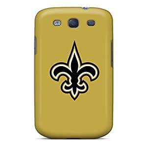 [jkX10482gtjQ] - New New Orleans Saints Protective Galaxy S3 Classic Hardshell Cases