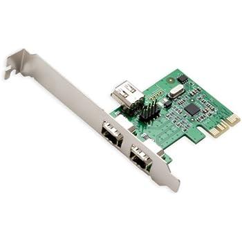 Amazon.com: SODIAL(R) PCI Express x1 PCI-E FireWire 1394a ...