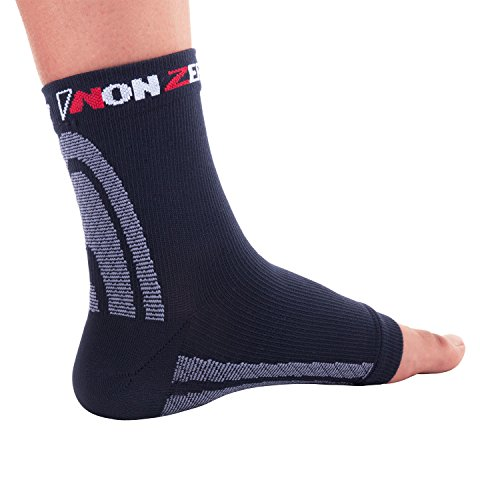 Nonzero Gravity Planter Fasciitis Foot Sleeves - Heel Arch Support