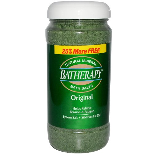 Batherapy Mineral Bath Salts Para Labs 2 lbs Salt (Salts Bath Mineral Batherapy)