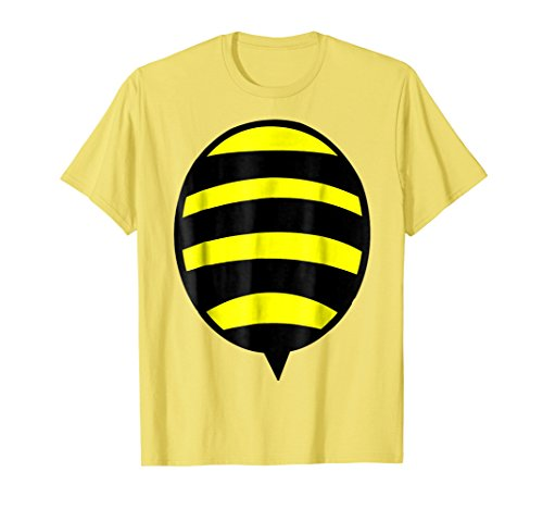 Mens Bumble Bee Costume T-Shirt Cute Honeybee Bumblebee