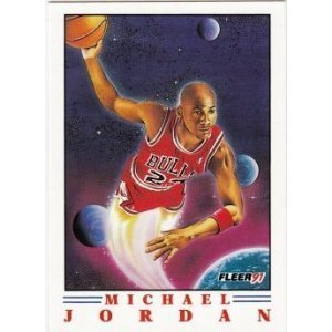 64e13262b18 Image Unavailable. Image not available for. Color: 20 Different Michael  Jordan Basketball Cards