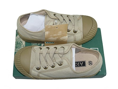 CHAUSSURES AIGLE TANAMI 33 BEIGE SNEAKER NEUF