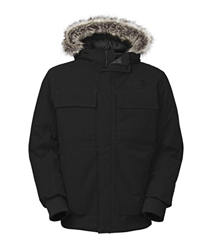 Boys Mcmurdo Down Parka - The North Face Men's Gotham Jacket II, TNF Black LG