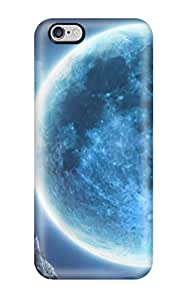 MarvinDGarcia Scratch-free Phone Case For Iphone 6 Plus- Retail Packaging - Wolf