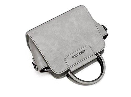 Bao Grey Bag Lavoro Blue Messenger Light Colori Semplice Donna Scomparto Monospalla Multiplo Borsa Shopping Cinque IYHqIr6w