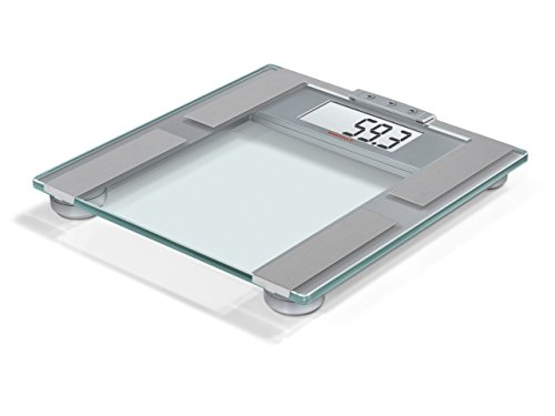 Soehnle Pharo 200 Analytic Personal Scale, Digital, BMI-Analysis, 200 kg, 63350