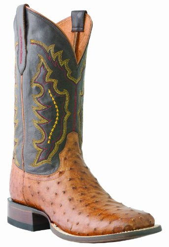 Lucchese Men's Handcrafted 1883 Full Quill Ostrich Horsem...