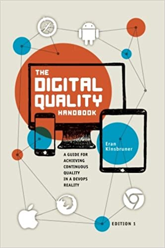 Book The Digital Quality Handbook: Guide for Achieving Continuous Quality in a DevOps Reality