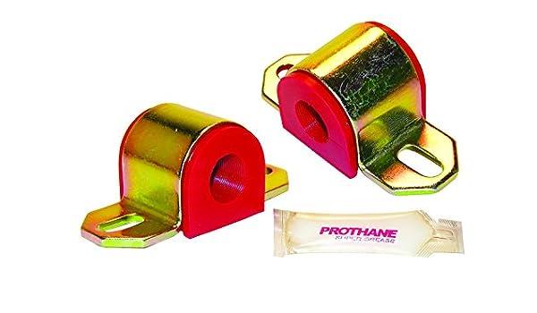 Prothane 19-1145 Red 29 mm Universal Sway Bar Bushing fits B Style Bracket