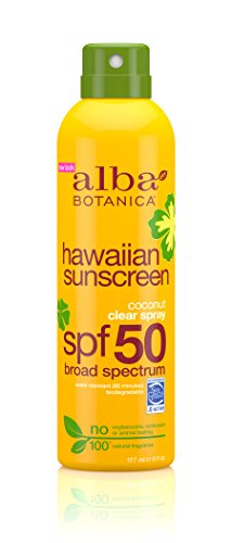 Alba Botanica Sunscreen Spray