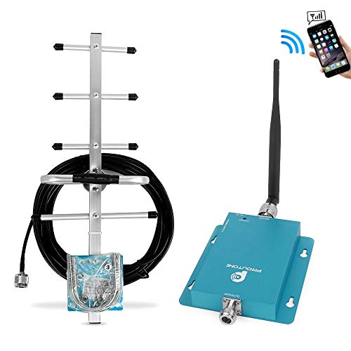 3G Cell Phone Signal Booster for Home and Office Use - Reduce Dropped Calls for Most Carriers