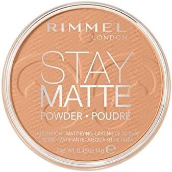 RIMMEL LONDON Stay Matte Powder - Nude (3 Pack): Amazon.es: Belleza