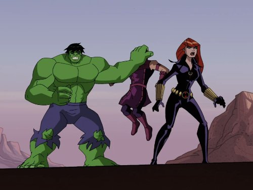 Hulk Versus the World (Super Heroes Avengers)