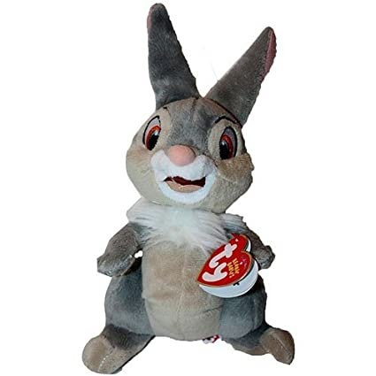 ae0dcb837d3 Image Unavailable. Image not available for. Color  TY Disney Beanie Baby ~  Thumper