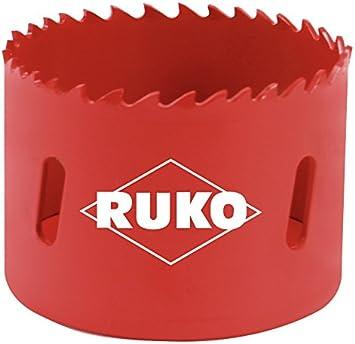 RUKO 106089 Bi Metall Lochs/äge 89 mm