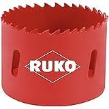 RUKO - 106102 - Scie-cloche bi-métal - 102 mm (Import Allemagne)