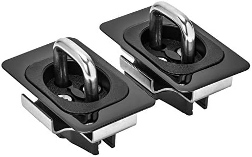 Bull Ring 9064 Black Nickel for 2014-2019 Tundra Crew Max and Nissan Titan