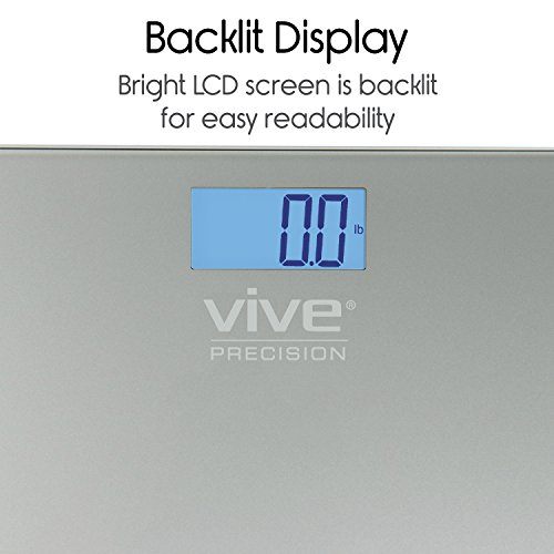 - Bathroom Heavy Measuring Device Home Bath Scale, Easy to Read, Display Accurate Dietary Weighing