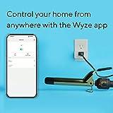 WYZE Smart Home Plug, One-Pack, White