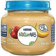 Papinha, Banana e Maçã, Nestlé, 120g