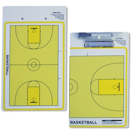 Basketball Pacific Collegiate (Double Sided Basketball Coach's Board)