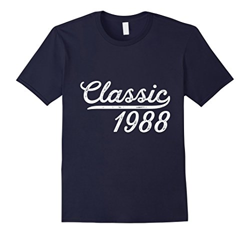 Classic 1988 30th Birthday Idea Gift Shirt For Him or (30th Gag Gifts)