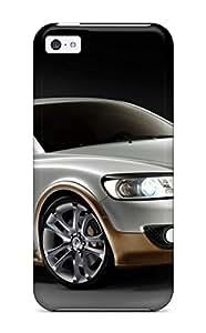 Premium Durable 2005 Volvo C30 Design Concept Fashion Tpu Iphone 5c Protective Case Cover