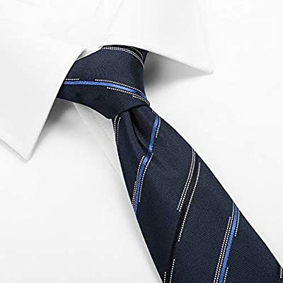 N·XHXL Corbata para Los Hombres, Moda Hit Contraste del Color De ...