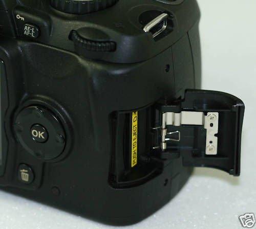 Tapa para puerta de tarjeta de memoria SD para Nikon D40 con ...