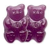 gummy bears grape - Gummi Bears 1LB (Purple Grape)