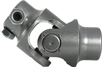 "3//4/"" 36 spline 3//4/"" dd chrome double steering universal joint u joint"