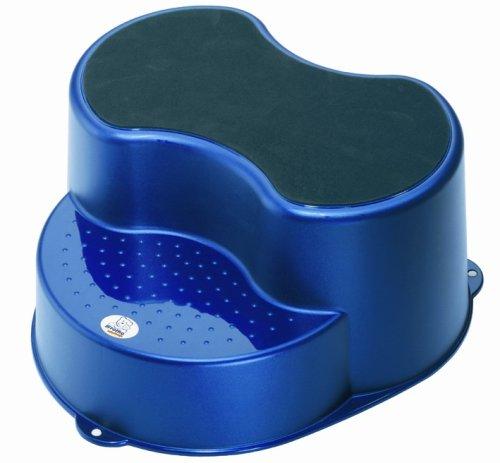 Rotho 20005 0020   TOP Kinderschemel, Farbe Blueperl: Amazon.de: Baby